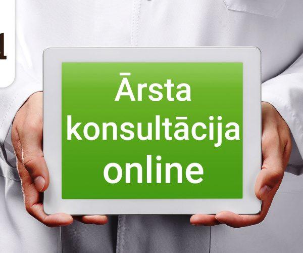 AIWA Clinic ārstu video konsultācijas tiešsaistē